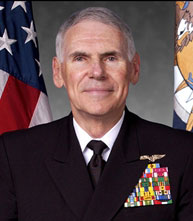 Admiral William J. Fallon