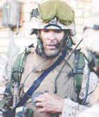 Marine Maj. Doug Zembiec, the 'Lion of Fallujah'