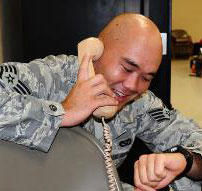 Free Calls Home on Veterans Day for Troops in Iraq and Afghanistan.