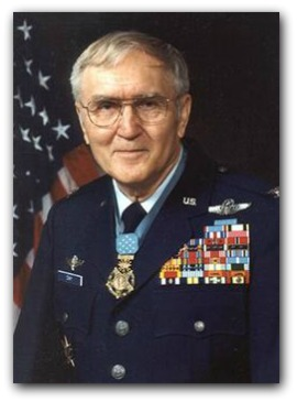 Col. Bud Day, Medal of Honor recipient