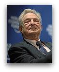 George Soros. Copyright by World Economic Forum. swiss-image.ch/Photo by Sebastian Derungs.