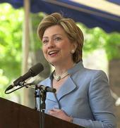 Senator Hillary Clinton