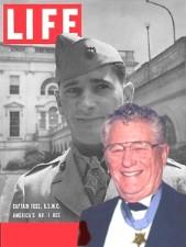 Joe Foss, Marine Medal of Honor recipient for action over Guadalcanal in World War II