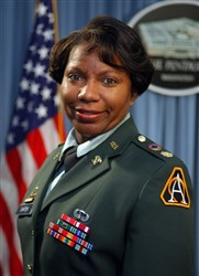 Army Major Lisa Carter:  Why We Serve