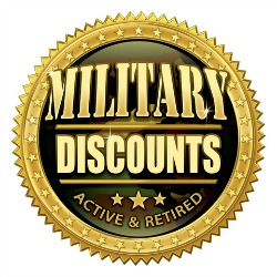 Military Discounts Offered By These Merchants