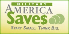 The Military Saves program helps service members solve their military financial issues by getting out of debt and creating a habit of saving.