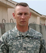 SFC Michael Loetz, US Army, Bronze Star for Valor