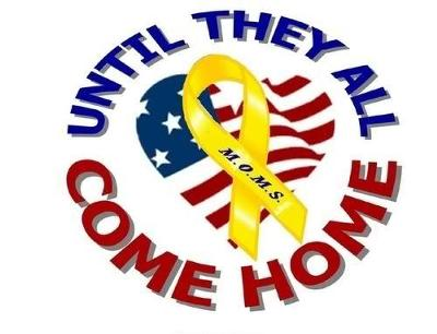 Until they all come home!!