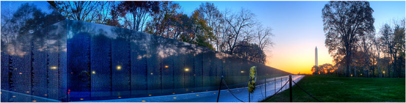 The Vietnam Veterans Memorial Wall Education Center
