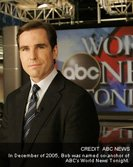 ABC News Anchor Bob Woodruff