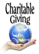 charitable giving graphic