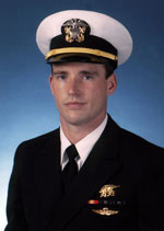 Medal of Honor Recipient Lt. Michael P. Murphy, USN