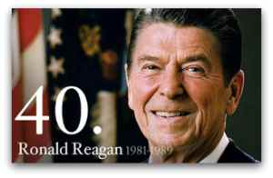 President Ronald Reagan's 100th Birthday, February 6, 2011.