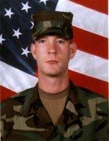 U.S. Army Sgt. A. J. Baddick