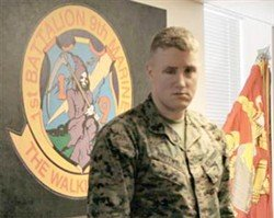 Marine Sgt. Jeremy Boutwell