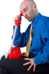 Harrassed by Telemarketing Services?